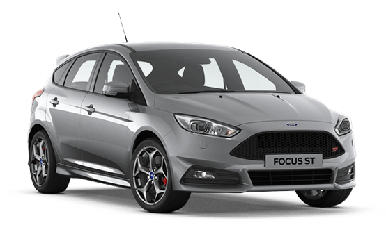 /Ford Focus ST