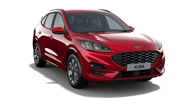 /New Kuga ST-Line Edition mHEV